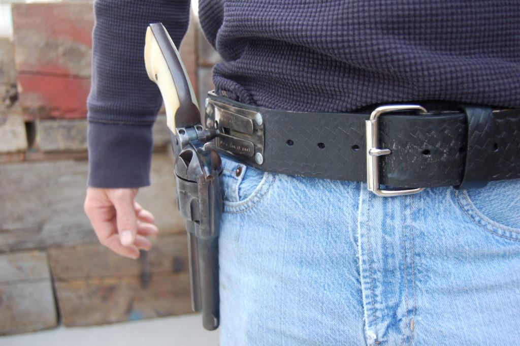 Open Carry Pistol