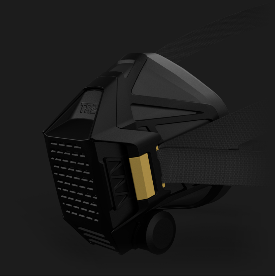 TR2 Project Black mask