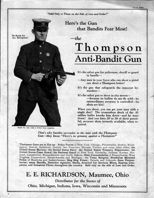 Thompson ad