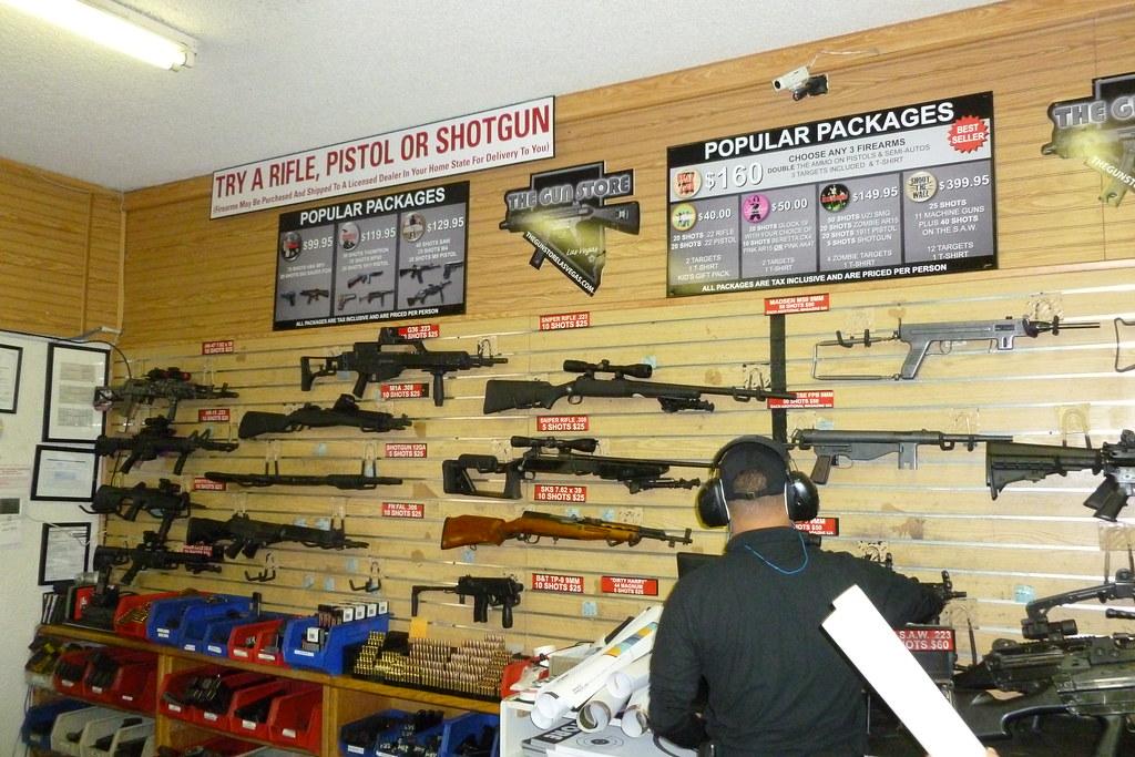 Vegas Gun Store
