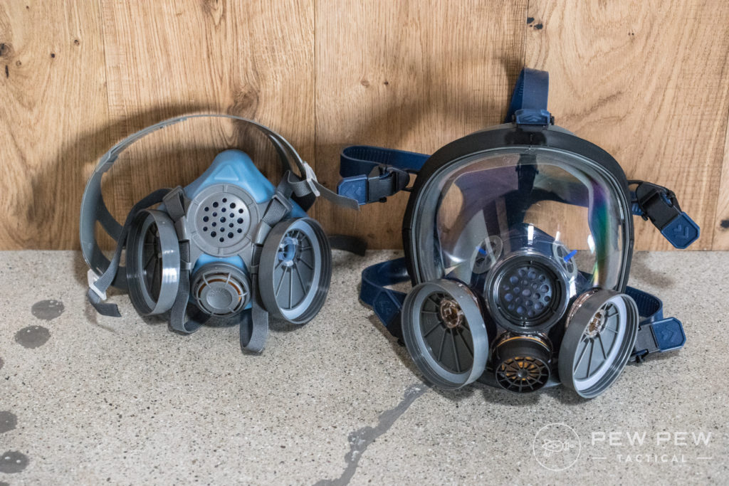 T-60 and PD-100 Respirators