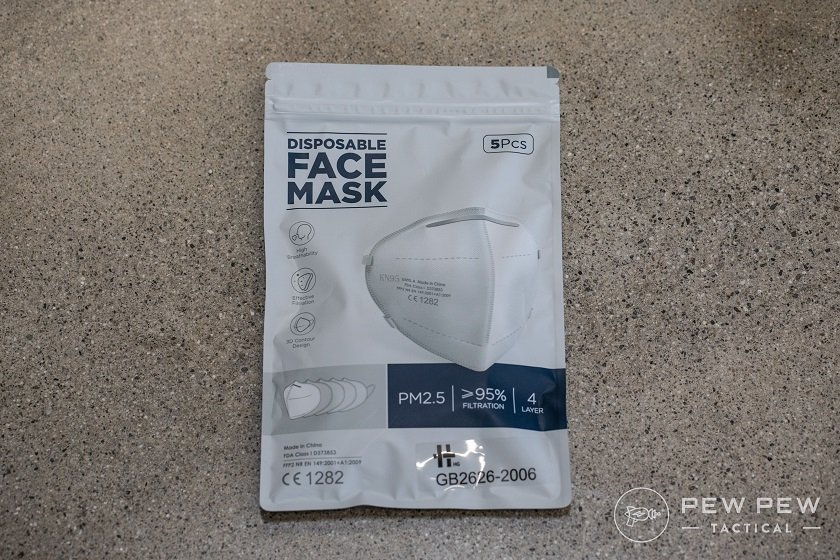 Wear a Mask Now, 5-Pack