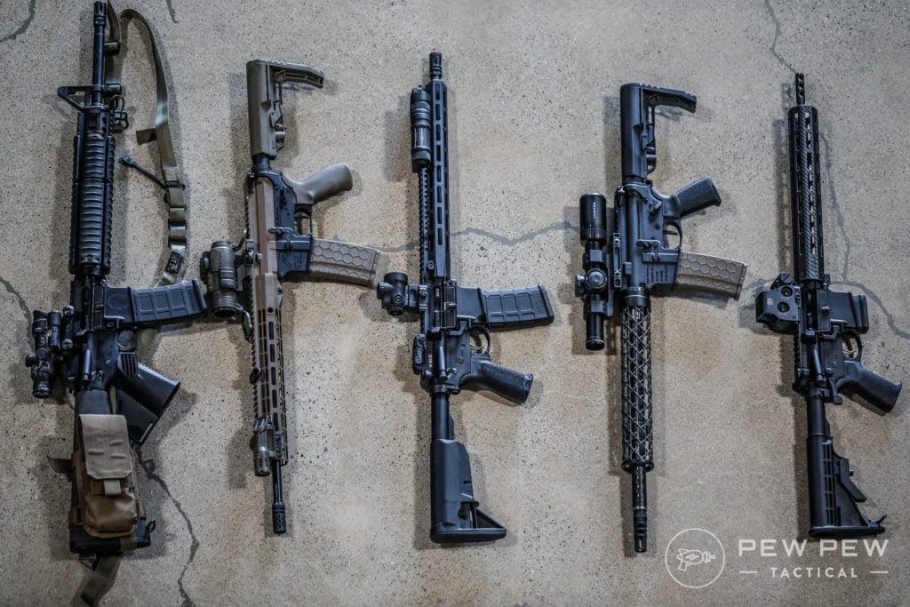 Favorite AR-15s