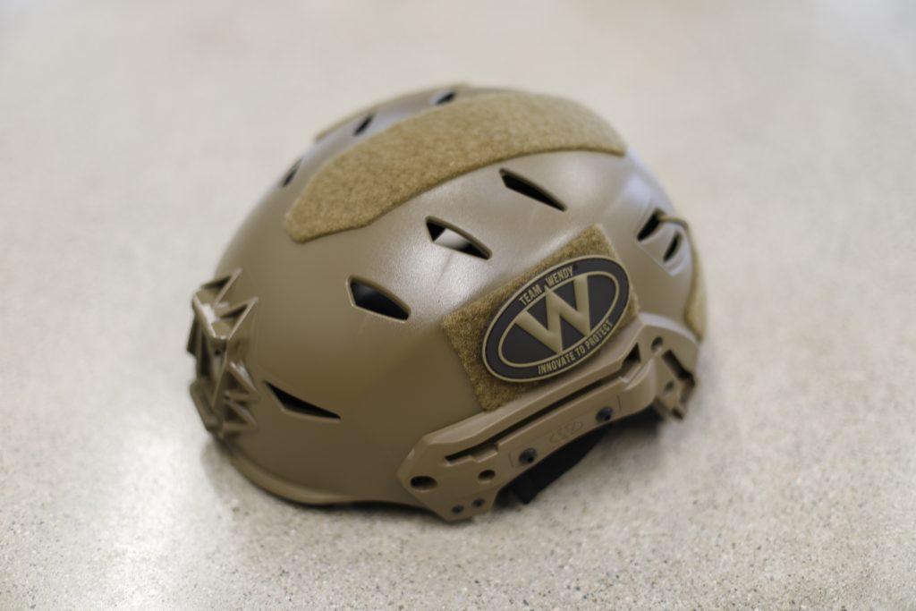 Team Wendy Bump Helmet