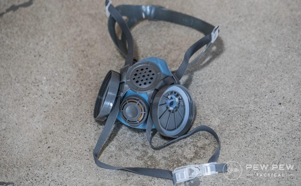 T-60 Half-Face Respirator