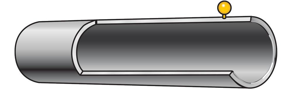 Cylinder Choke Cutaway
