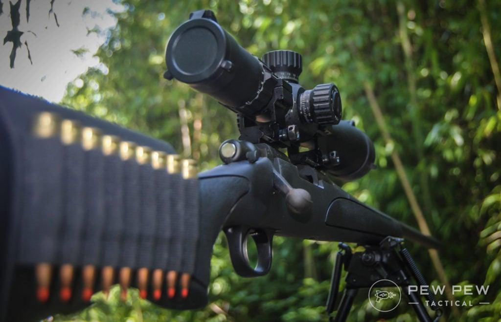 Hog Hunting Rifles Remington 700