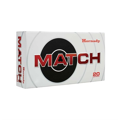 Hornady ELD Match 140gr 6.5 Creedmoor