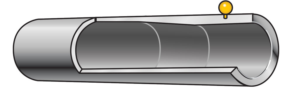 Improved Cylinder Choke Cutaway