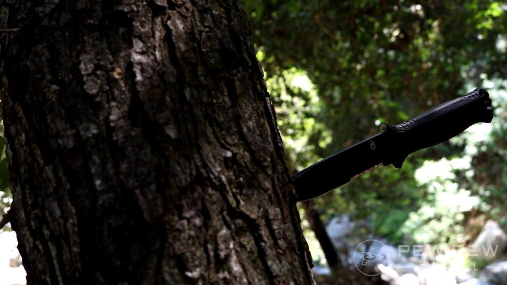 15. Gerber Strongarm in Tree