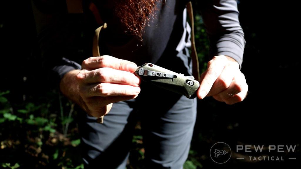 34. Gerber Highbrow Compact 3
