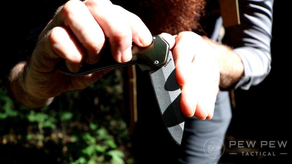 35. Gerber Highbrow Compact Closing
