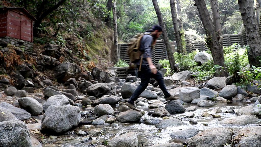 46. Kuhl Renegade Rock Pant Cryptid Crossing Stream