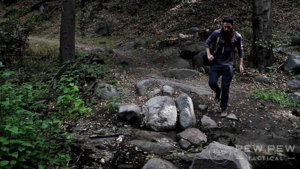 47. Kuhl Renegade Rock Pant Cryptid Crossing Stream 2