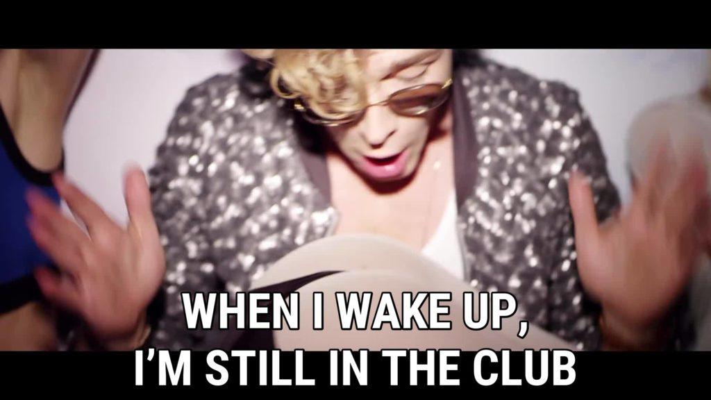 I'm Still in the Club