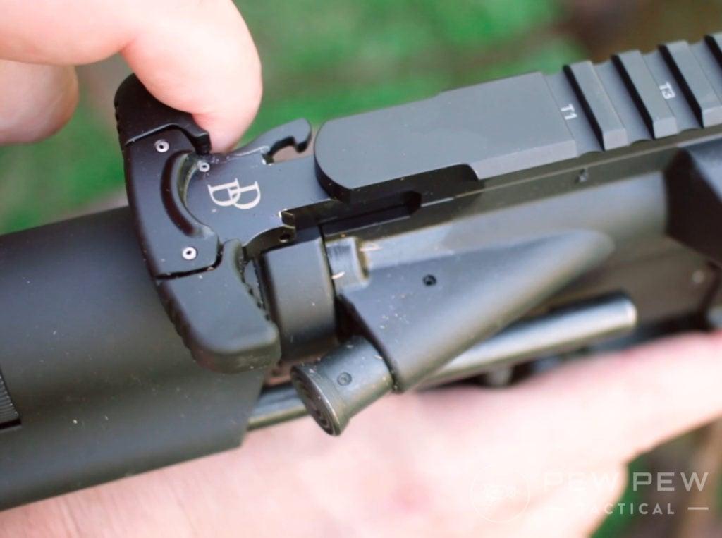 DDM4 300 Blk DD charging handle