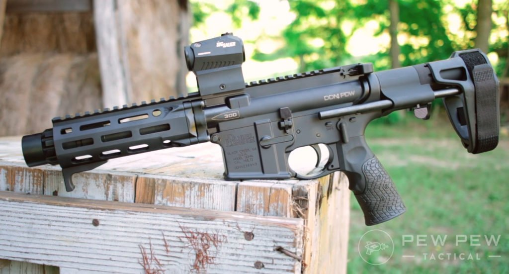 DDM4 300 Blk in the world