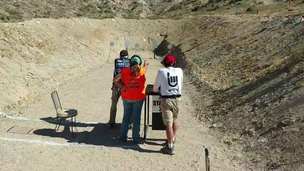 Hi Desert Rod and Gun Club Steel ChallengeHi Desert Rod and Gun Club Steel Challenge