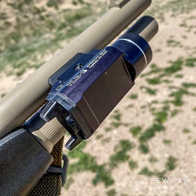 Mossberg 930 Tactical Light