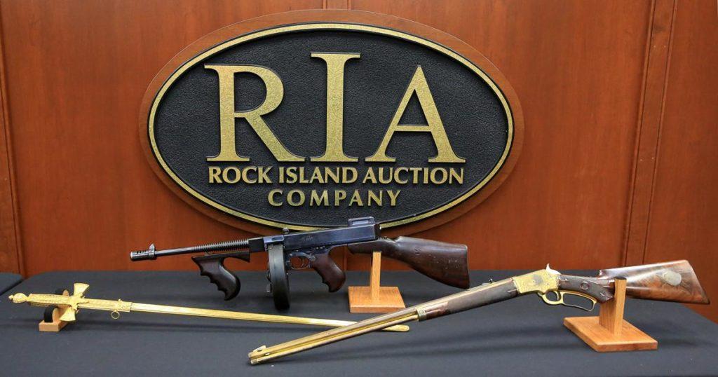 RIA Premier Auction