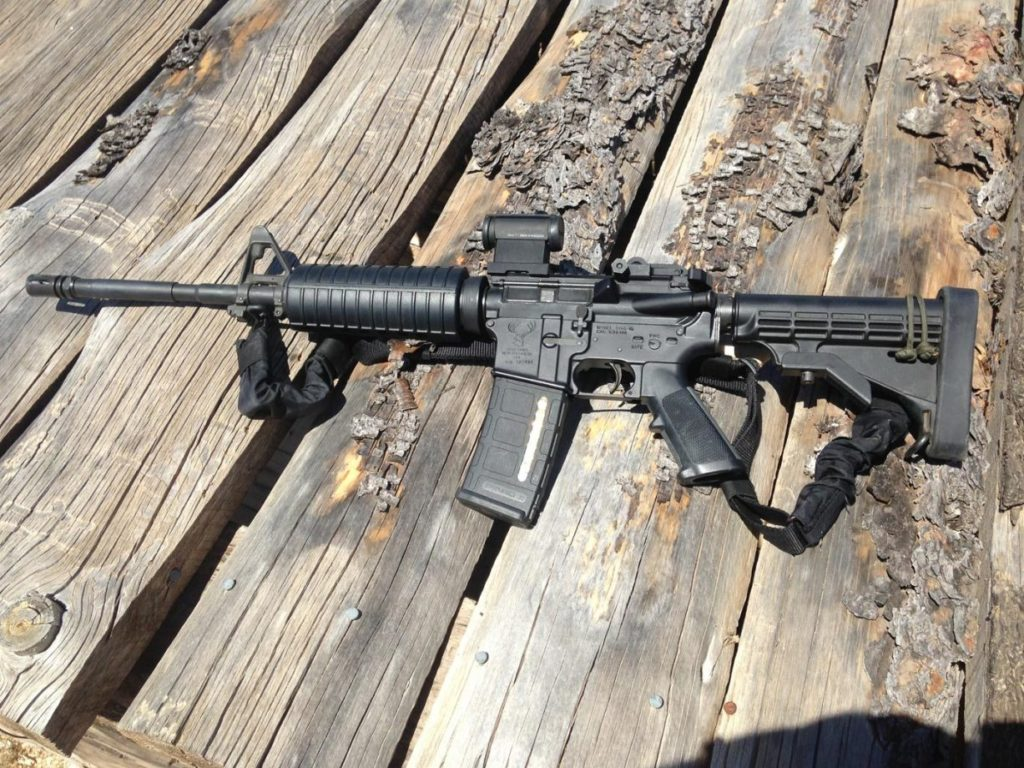 Stag Arms Stag 15 Tactical Left