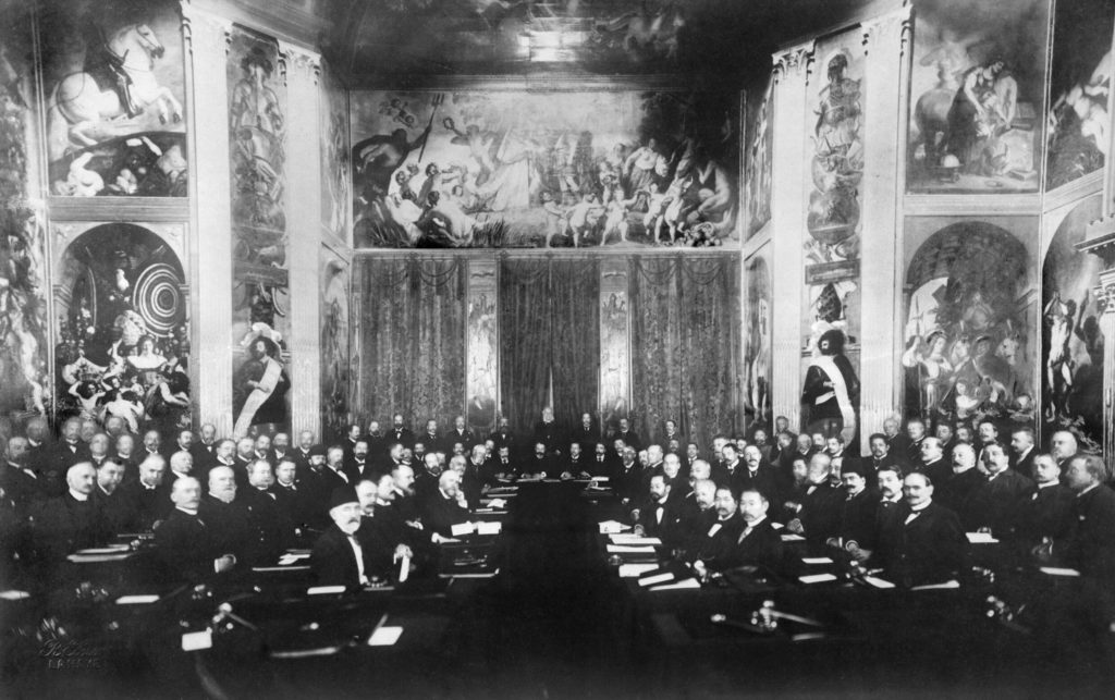 The Hague Convention of 1899