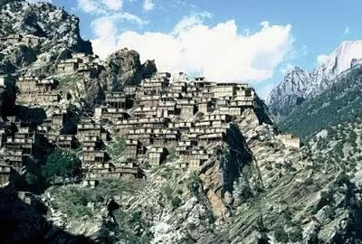 Village in Afghanistan similar to Sabray