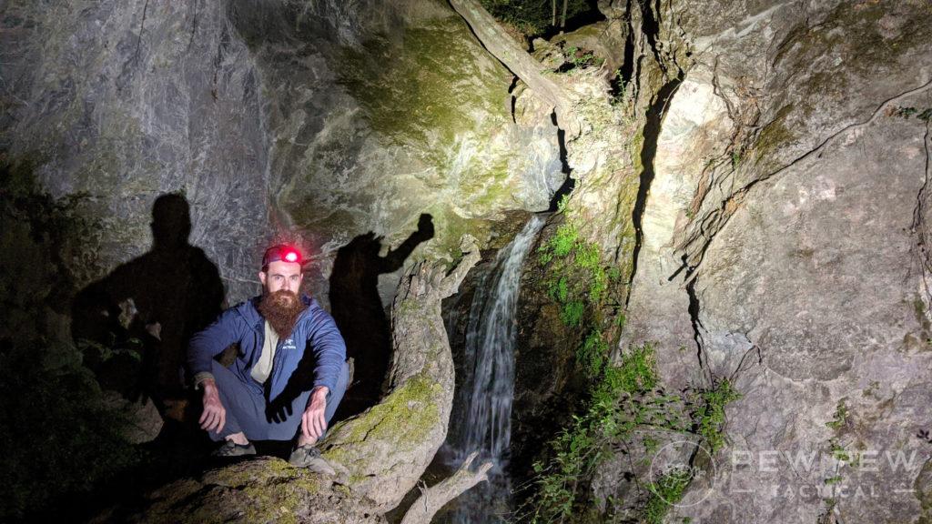 Waterfall Squat 2