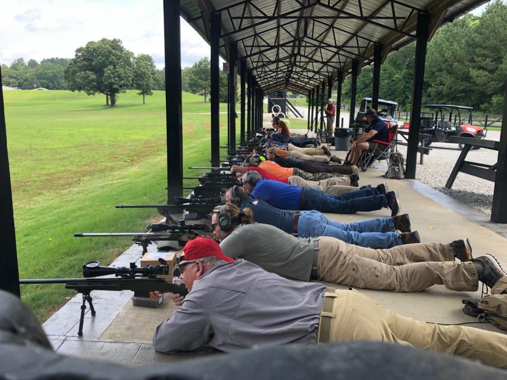 km precision rifle training 3