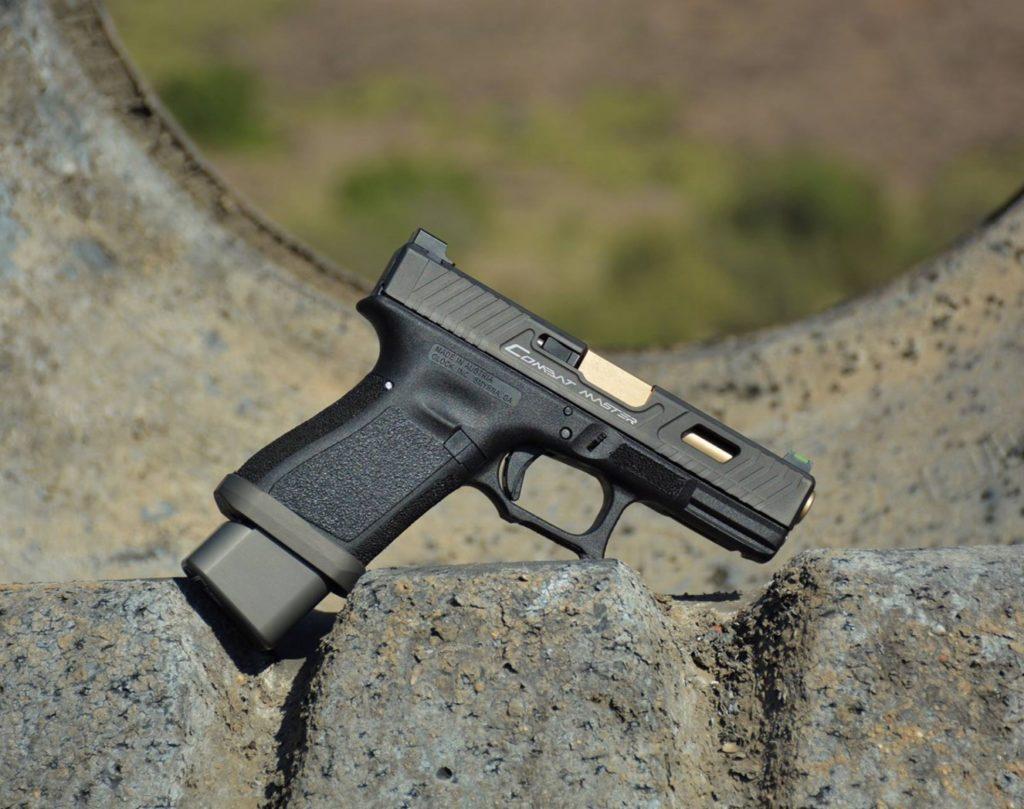 taran tactical glock magazine extension