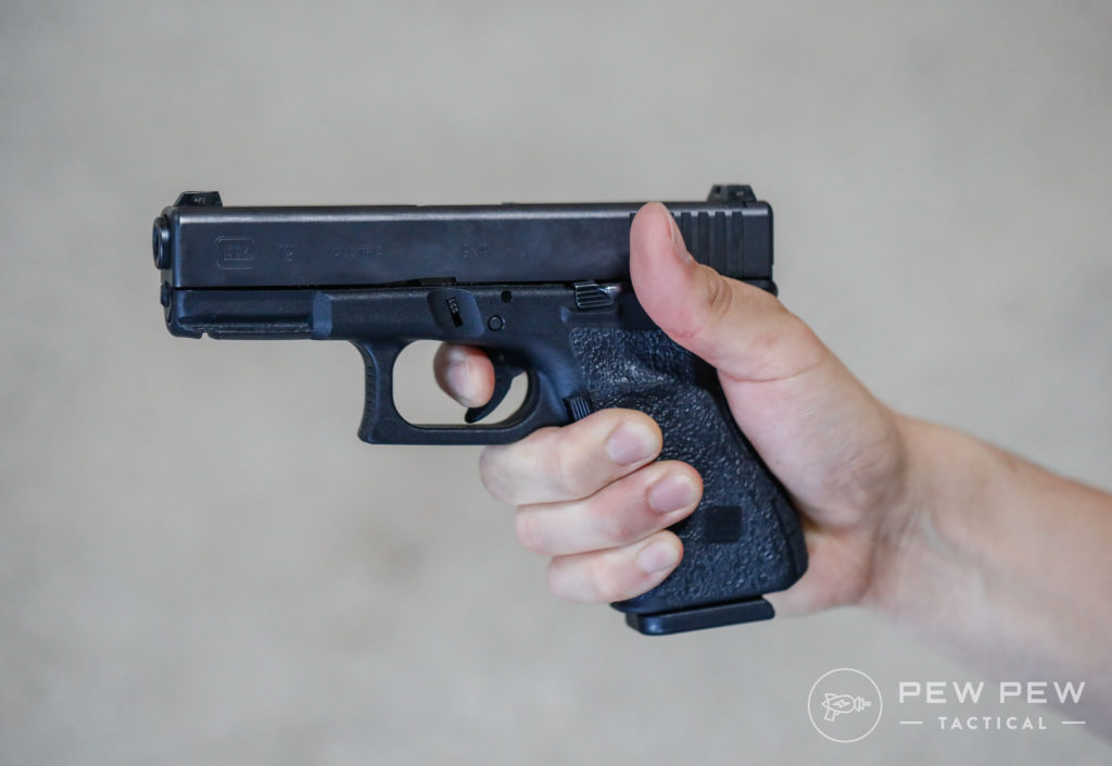 Trigger Finger Position