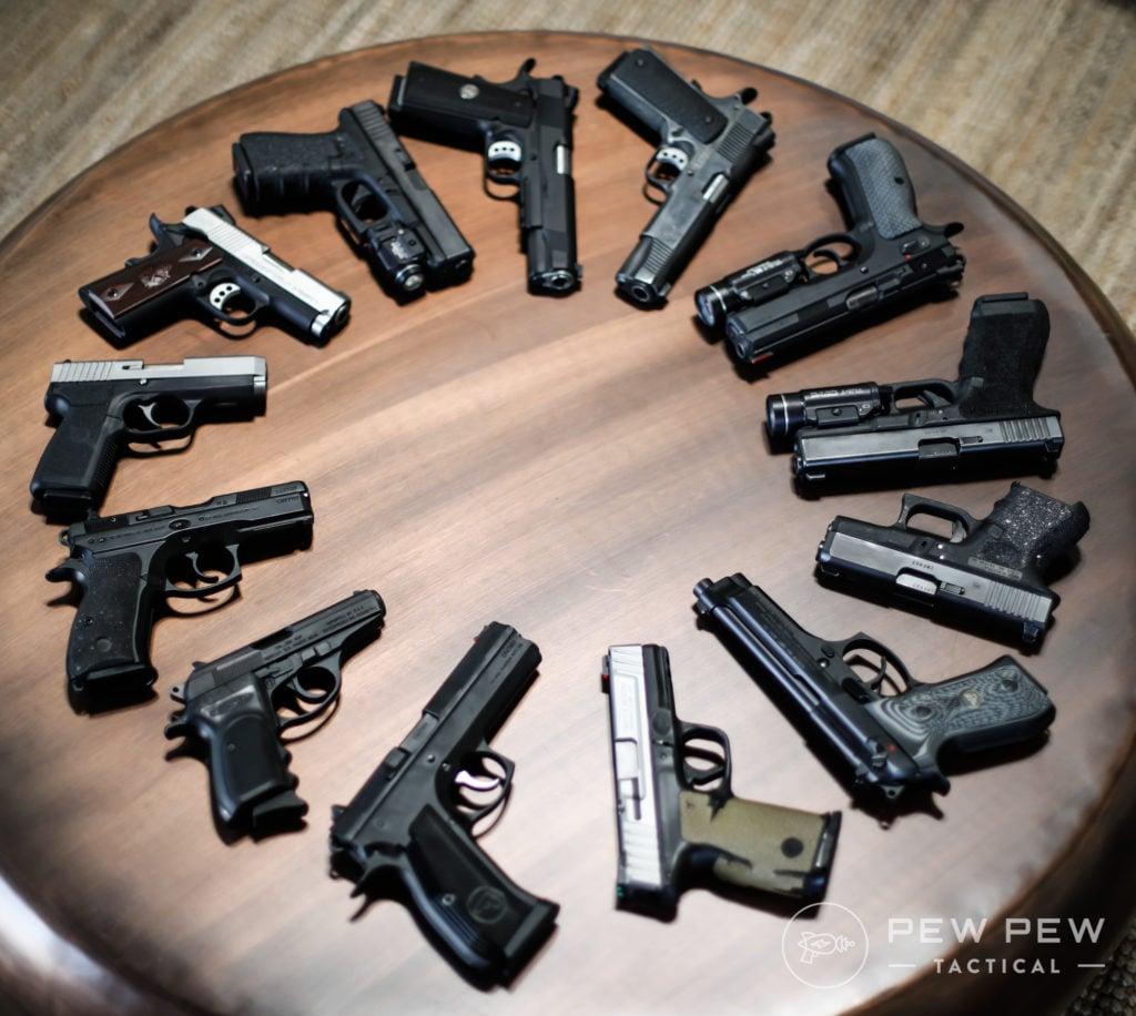 CA Roster Handguns