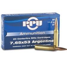 7.65x33 Argentine