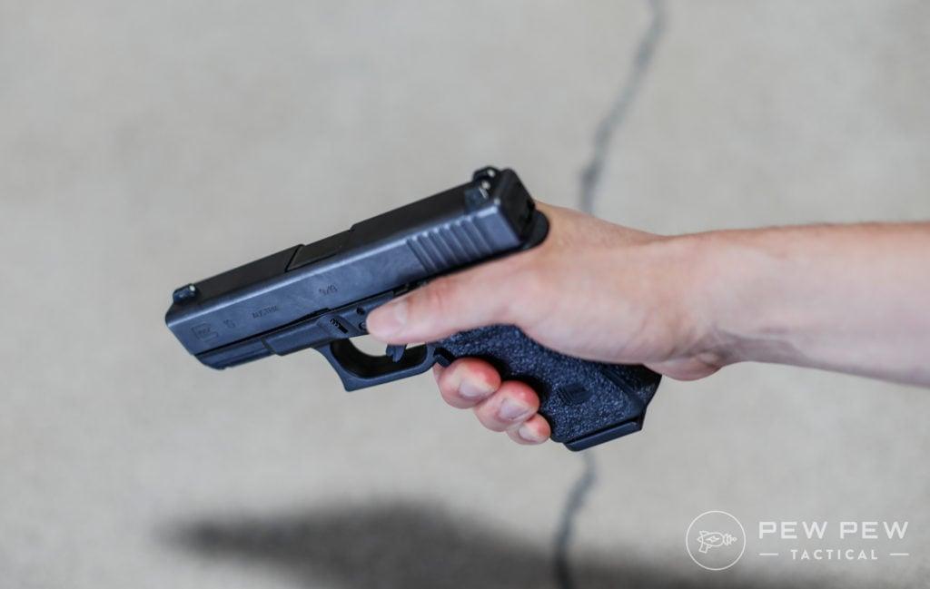 Handgun High Grip