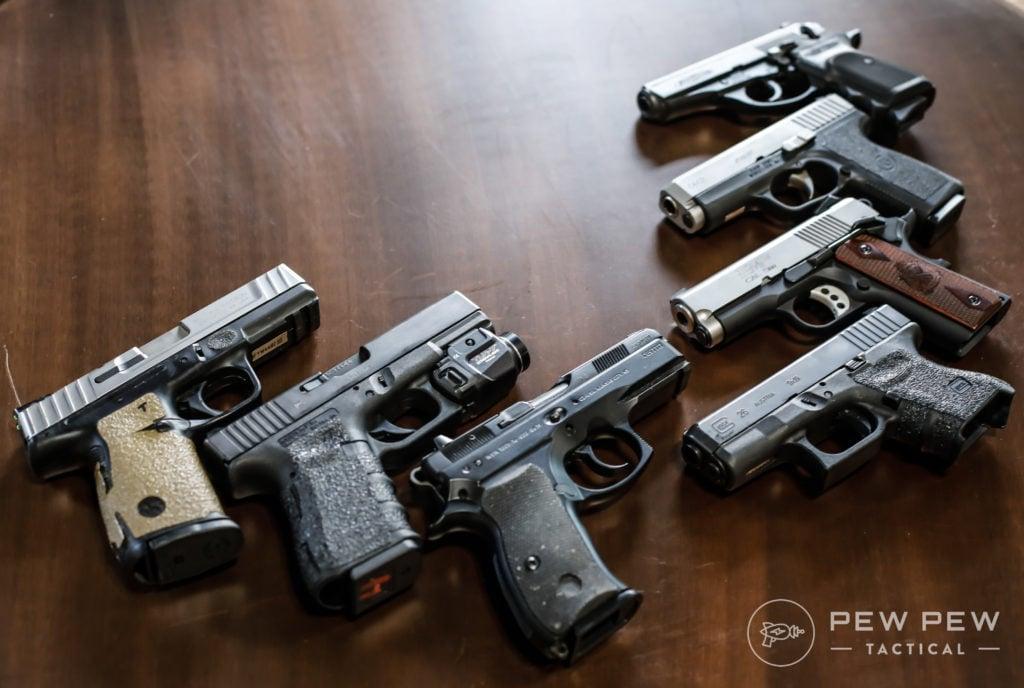 More CA Roster CCW Handguns