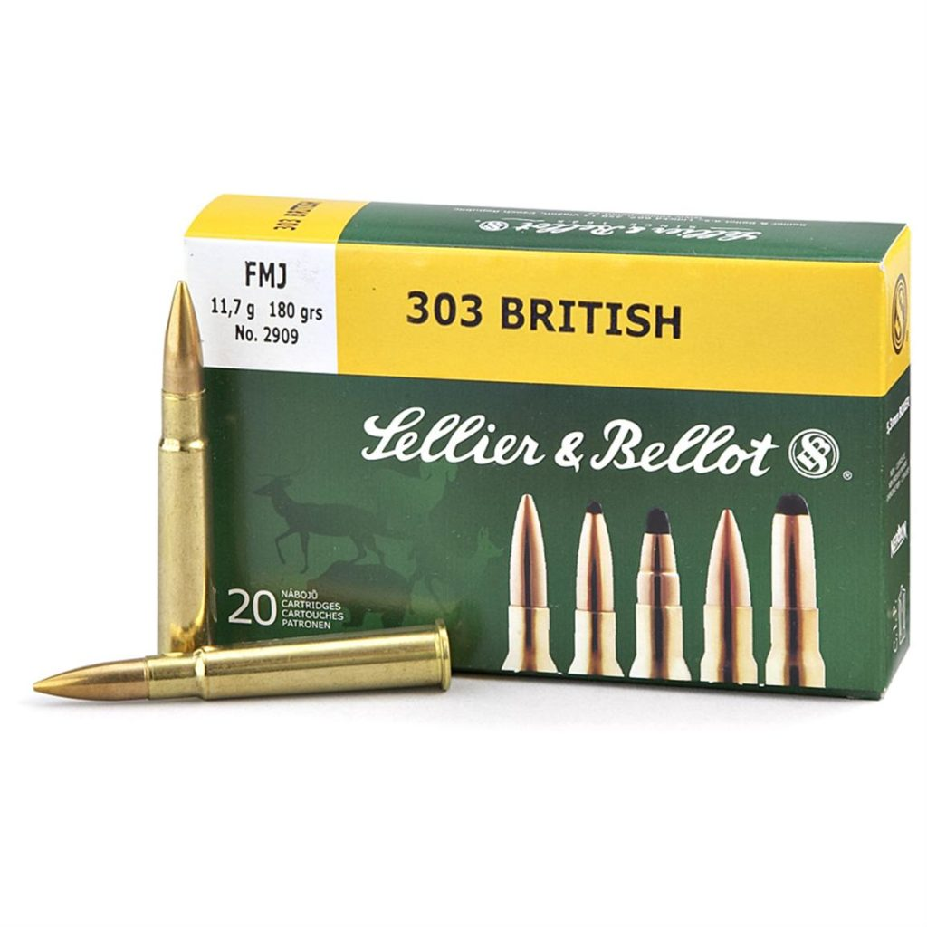 S&B 303 British
