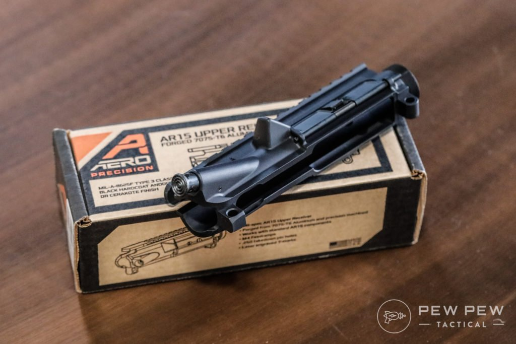 8 Best Ar 15 Stripped Upper Receivers Build It Yourself Pew Pew Tactical