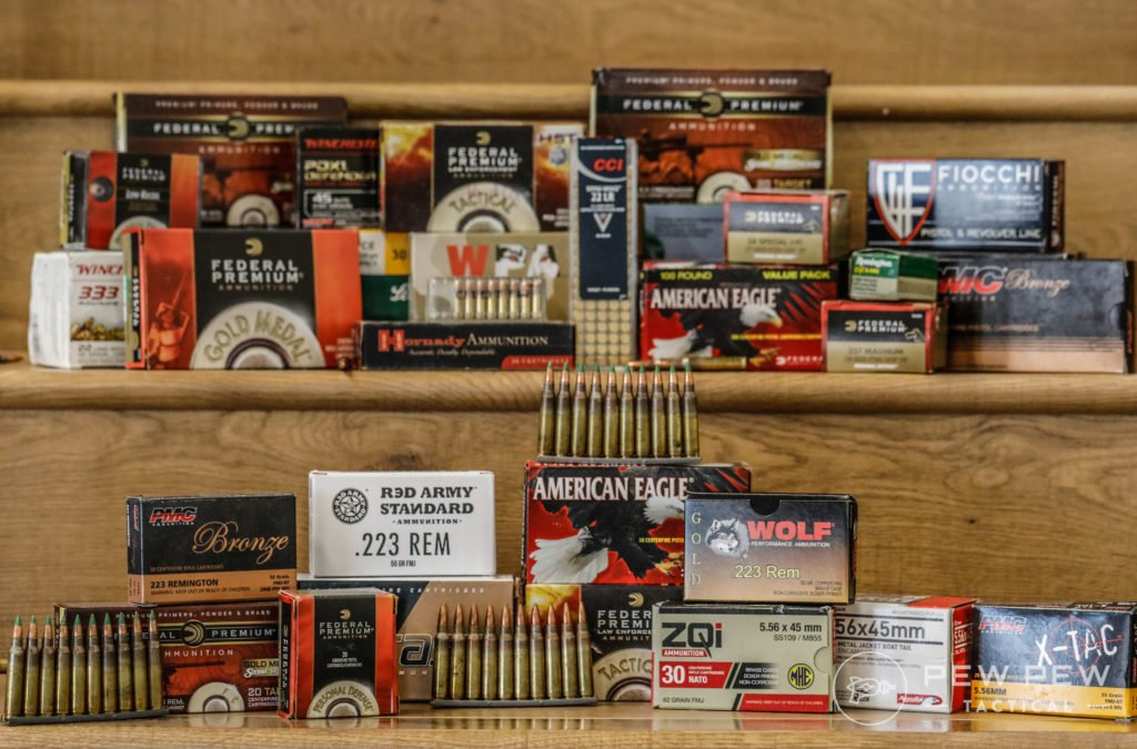 Popular Ammo Calibers & Brands