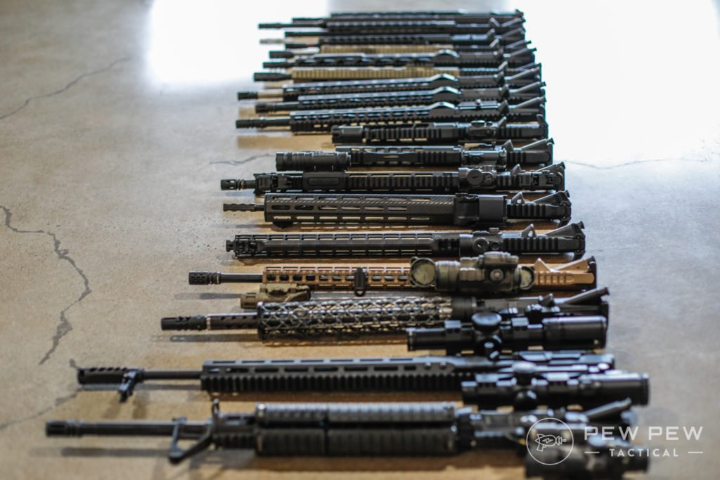 Even More AR-15 Uppers