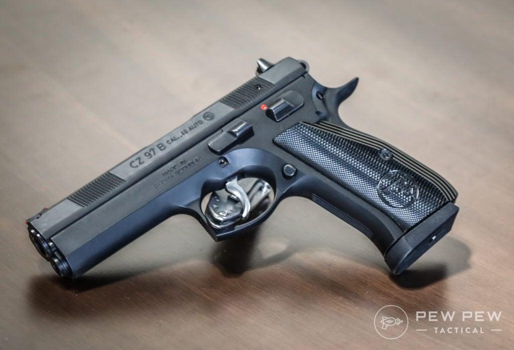 8 Best 45 Acp Pistols That Aren T 1911s Pew Pew Tactical