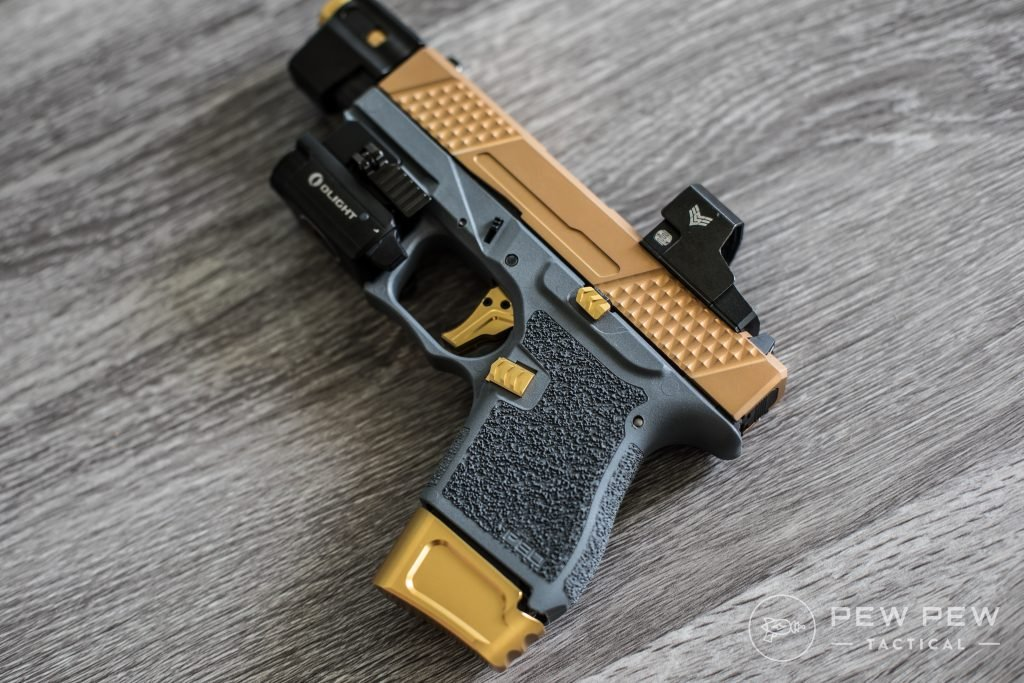 P80 G43 with Tyrant Designs