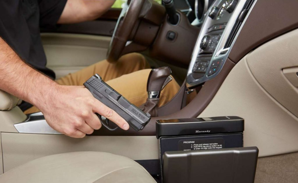 Hornady RAPiD Vehicle Gun Safe