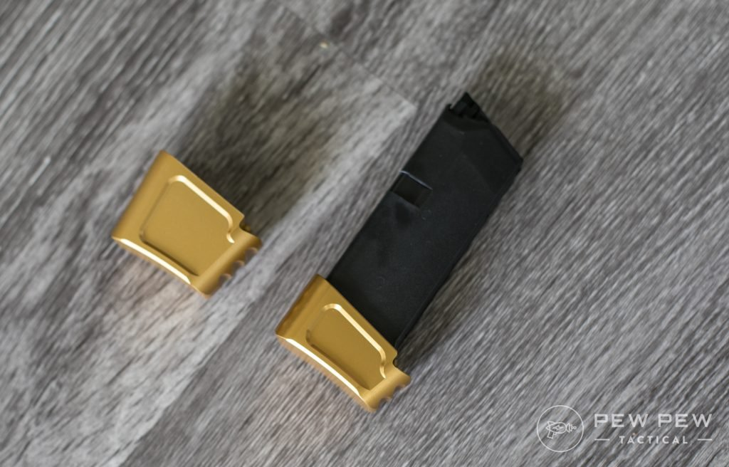 Tyrant Designs G43 Magazine Extensions