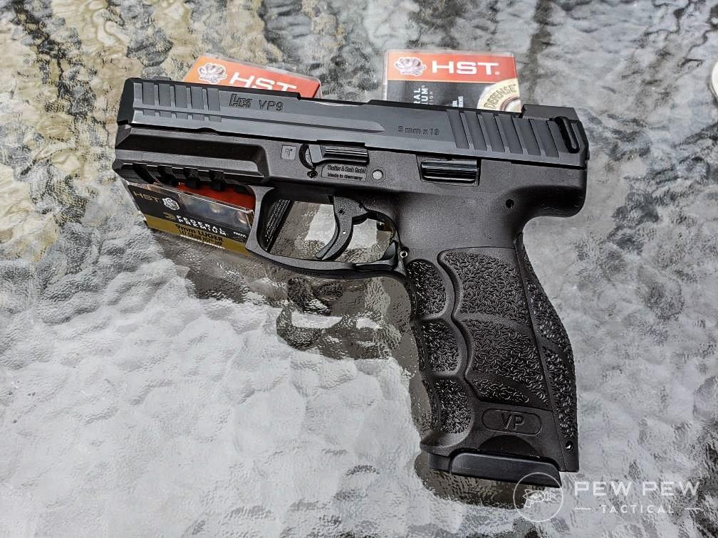6 Best Non Glock Polymer Frame Handguns Pew Pew Tactical