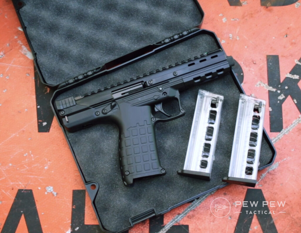 Review Review Keltec Cp33 Hi Cap 22lr Fun Pew Pew Tactical