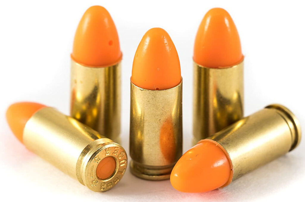 Details about  /30-06 Springfield Training Dummy Snap Caps 4pc