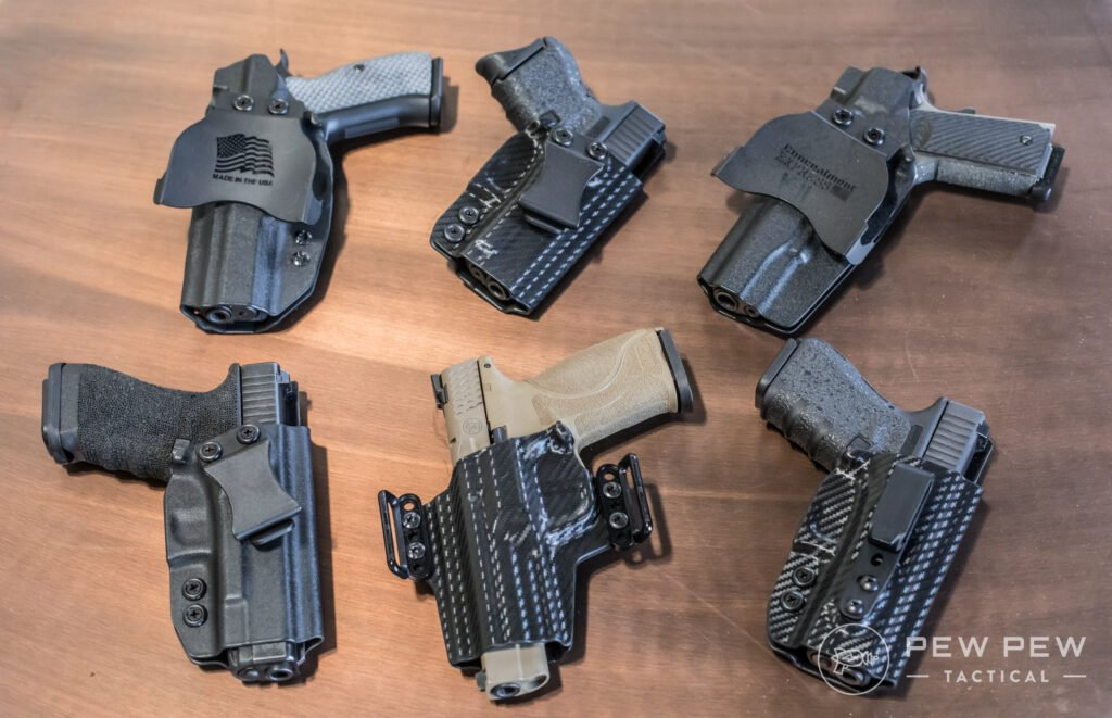 Assorted Concealment Express Holsters