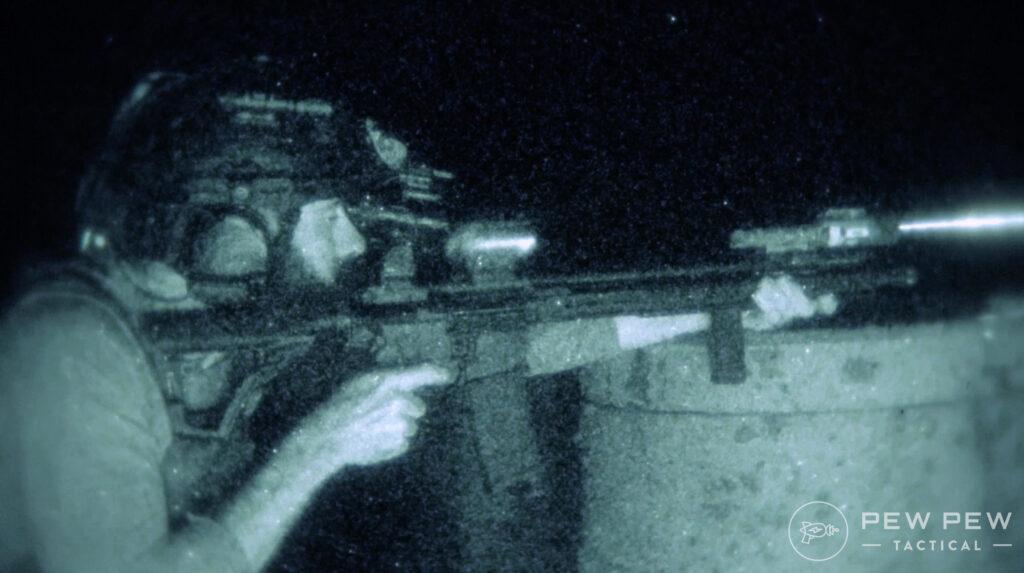 Daniel Defense DDM4 V7 Night Shoot