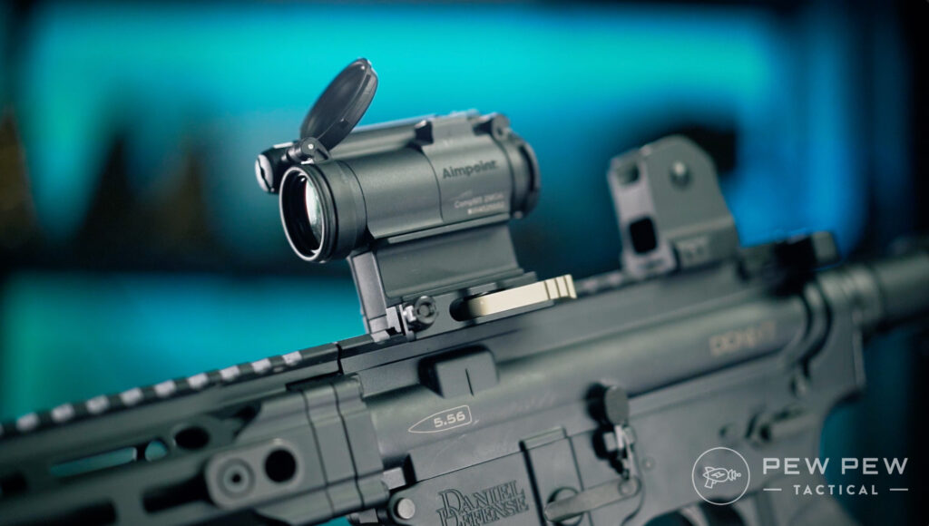 Aimpoint Comp M5 Right Side