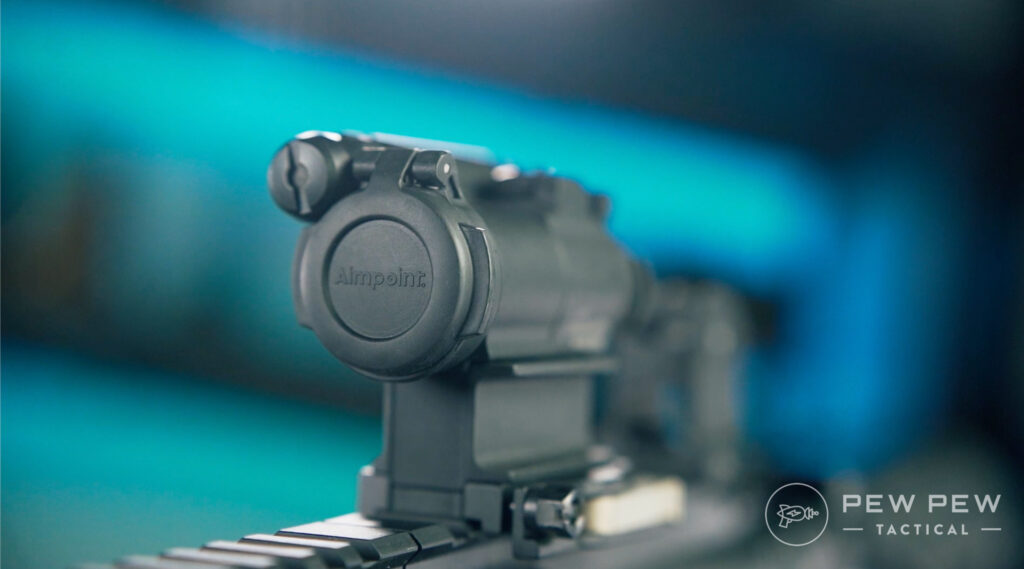Aimpoint Comp M5 Black Lens Cap